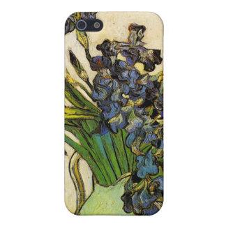 Vase of Irises, Van Gogh iPhone 5/5S Cover