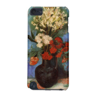 Vase with Carnations by van Gogh iPod Touch (5th Generation) Case