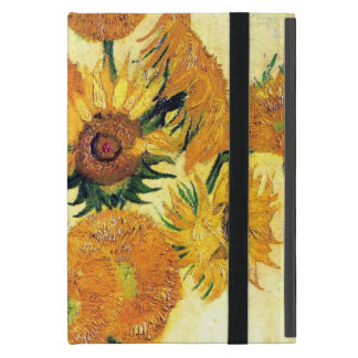Vase with Fifteen Sunflowers by Vincent van Gogh Case For iPad Mini