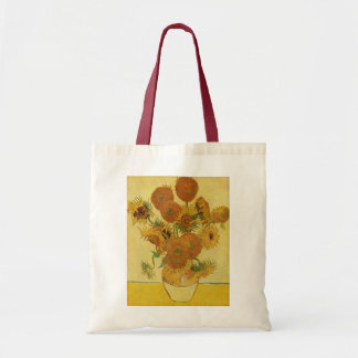 Vase with Fifteen Sunflowers, Van Gogh Fine Art