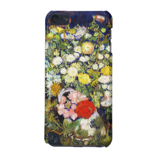 Vase with Flowers Vincent van Gogh fine art iPod Touch (5th Generation) Cover