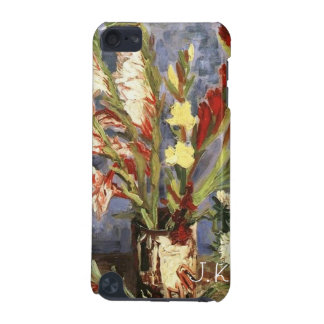 Vase with Gladioli 1886, Vincent van Gogh iPod Touch 5G Covers