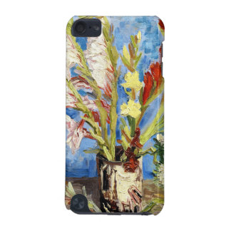 Vase with Gladioli and China Asters van gogh iPod Touch (5th Generation) Covers