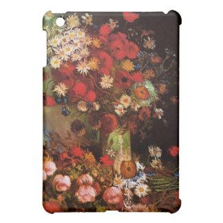 Vase with Poppies, Cornflowers, Peonies - Van Gogh iPad Mini Cases