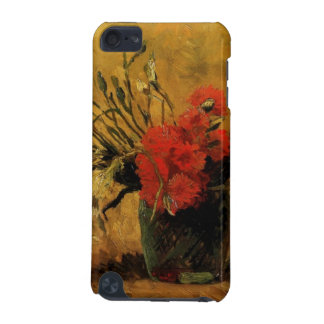 Vase with Red and White Carnations iPod Touch 5G Case