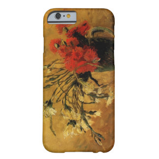 vase with red and white carnations, van Gogh Barely There iPhone 6 Case