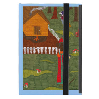 Vasilisa the Beautiful Cover For iPad Mini