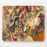 Vasily Kandinsky - Composition No. 7 Mousepad