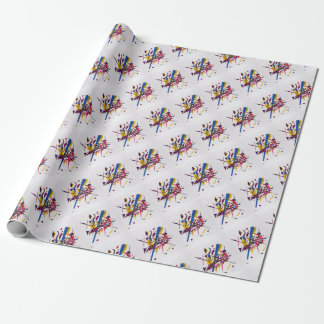 Vasily Kandinsky Small Worlds I Wrapping Paper