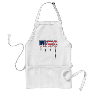 Vast Right Wing Conspiracy Standard Apron