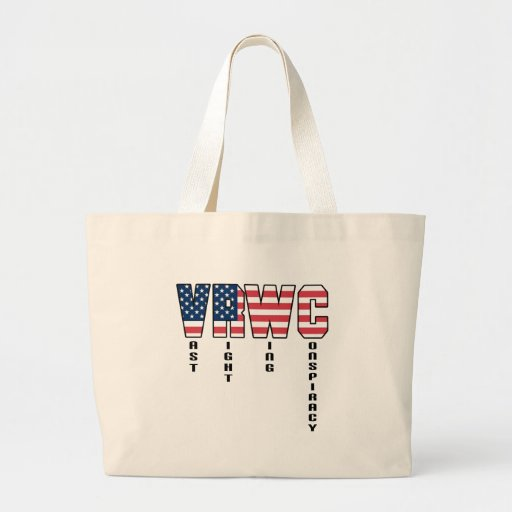 Vast Right Wing Conspiracy Tote Bag