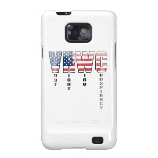 Vast Right Wing Conspiracy Faded.png Samsung Galaxy S Cases