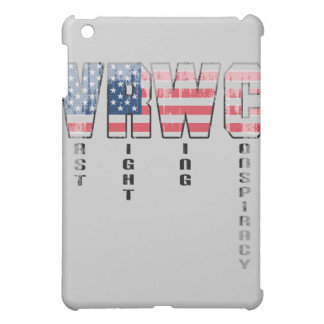 Vast Right Wing Conspiracy Faded.png iPad Mini Covers