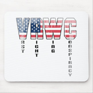 Vast Right Wing Conspiracy Faded.png Mousepad