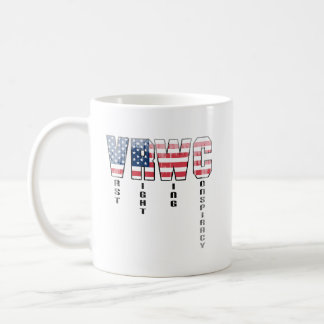 Vast Right Wing Conspiracy Faded.png Coffee Mugs