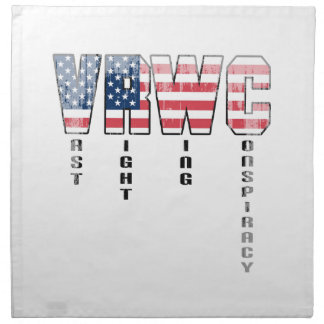 Vast Right Wing Conspiracy Faded.png Napkins