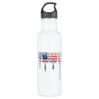 Vast Right Wing Conspiracy Faded.png 24oz Water Bottle