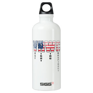 Vast Right Wing Conspiracy Faded.png SIGG Traveller 0.6L Water Bottle