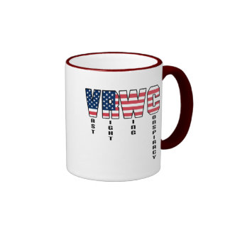 Vast Right Wing Conspiracy Coffee Mugs