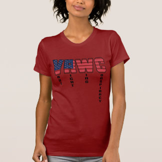 Vast Right Wing Conspiracy T Shirt