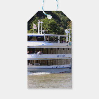 Vater Rhein tour boat, Germany Gift Tags
