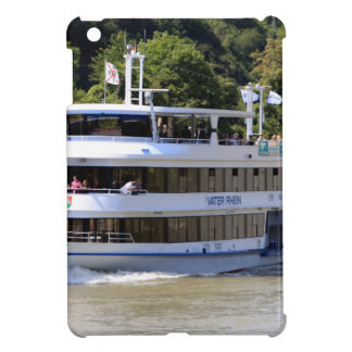 Vater Rhein tour boat, Germany iPad Mini Cover