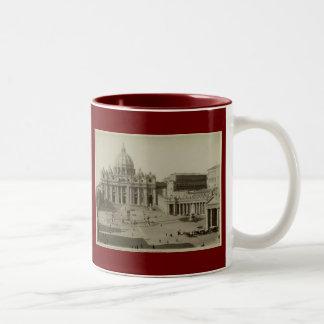 Vatican 1890  Mug