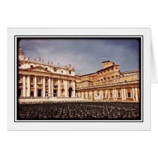 Vatican Card