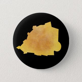 Vatican City 6 Cm Round Badge