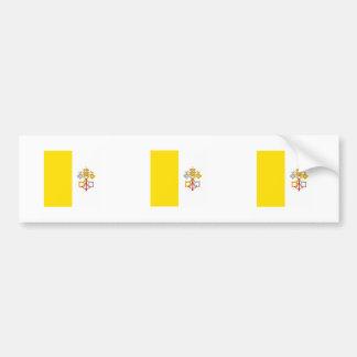 Vatican City Bumper Sticker