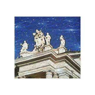 Vatican City Canvas Print