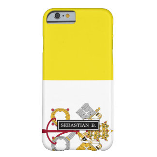Vatican City flag Barely There iPhone 6 Case