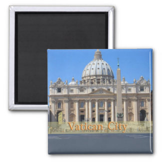 Vatican City Magnet