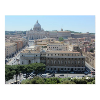 Vatican City Postcard