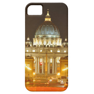 Vatican city, Rome, Italy at night iPhone 5 Cover