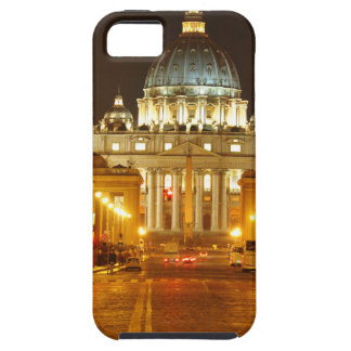 Vatican city, Rome, Italy at night iPhone 5 Covers