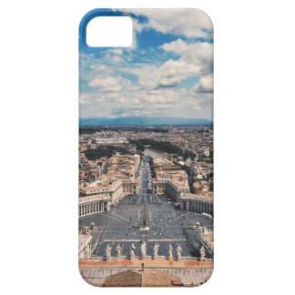 Vatican city top view iPhone 5 covers