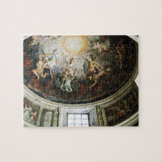 Vatican Domed Ceiling Puzzle