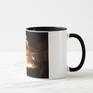 Vatican fountains, Bernini Mug