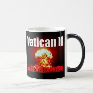 VATICAN II MORPHING MUG