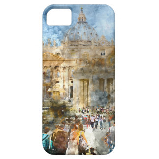 Vatican in  Rome Italy iPhone 5 Covers