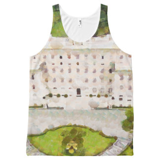 Vatican painting All-Over print singlet