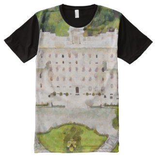 Vatican painting All-Over print T-Shirt