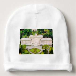 Vatican painting baby beanie