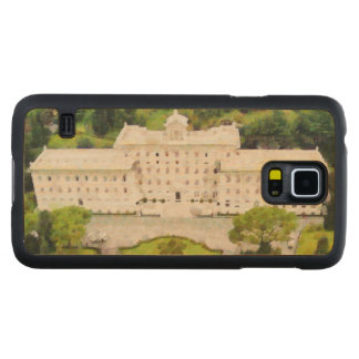 Vatican painting carved maple galaxy s5 case
