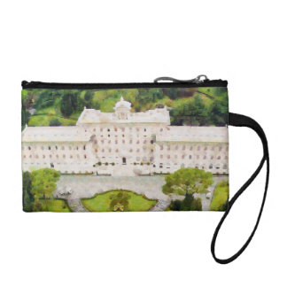 Vatican painting coin purse