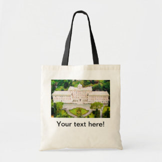 Vatican painting tote bag