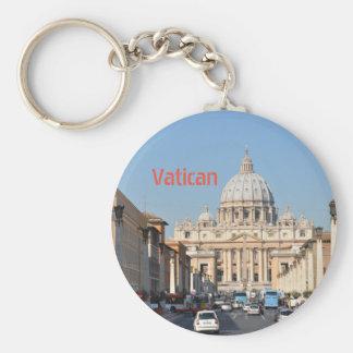 Vatican, Rome, Italy Key Ring