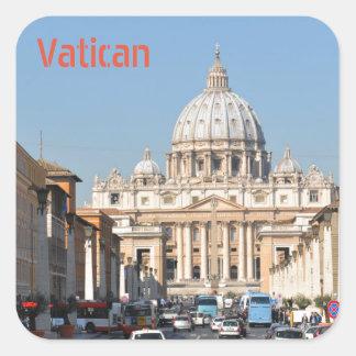 Vatican, Rome, Italy Square Sticker