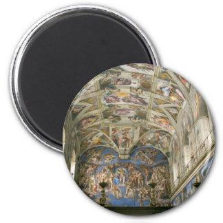 Vatican Sistine Chapel Refrigerator Magnet
